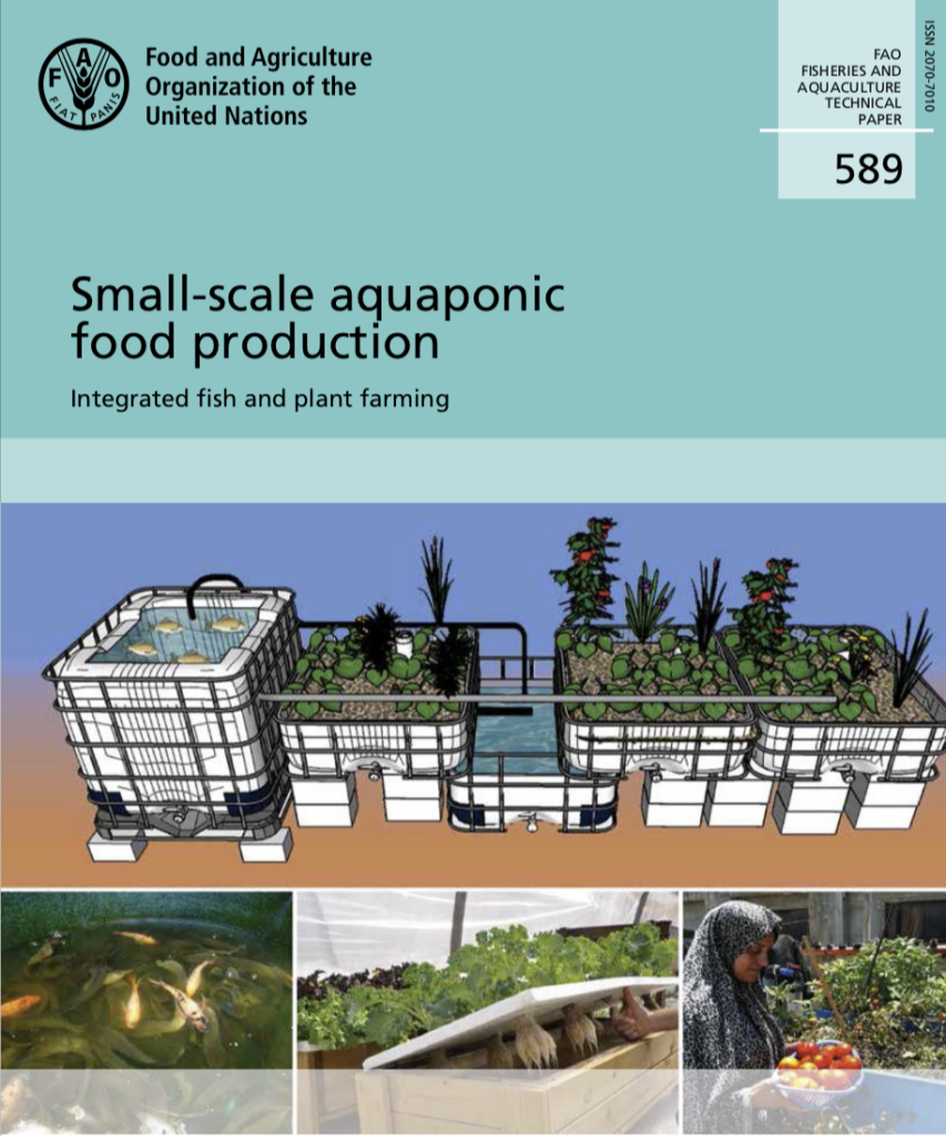 FAO Small-scale aquaponic food production